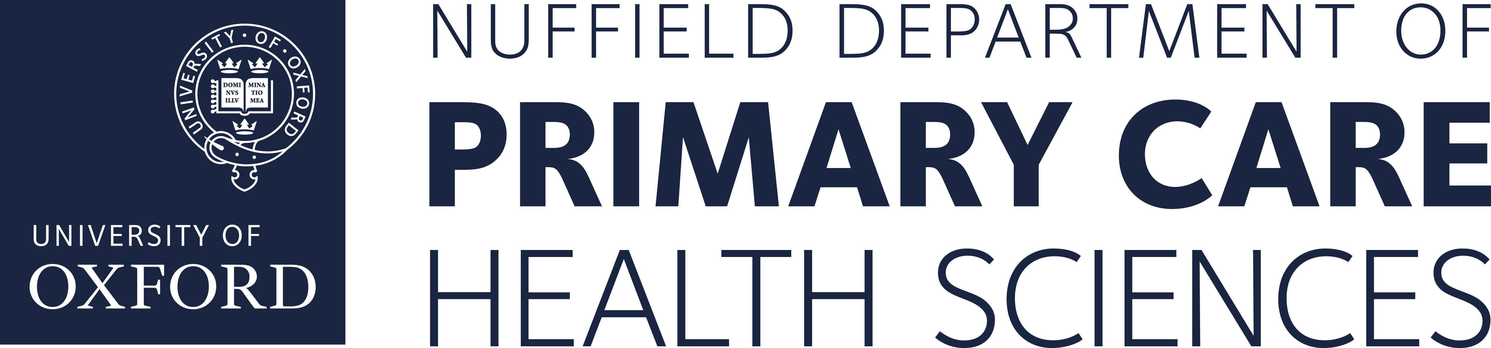 Oxford Nuffield Primary Care LOGO